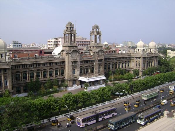 Chennai-city